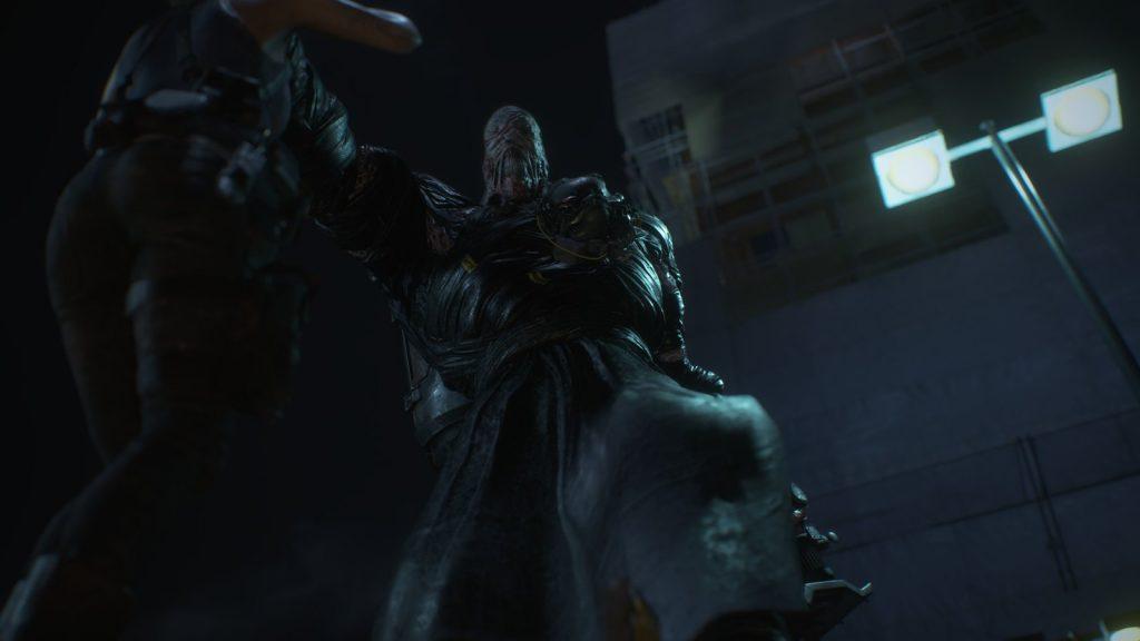Роль Немезиса будет слегка изменена в Resident Evil 3 Remake