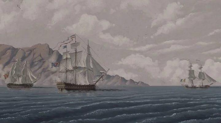 Sea Legends - симулятор для любителей пиратов и кораблей