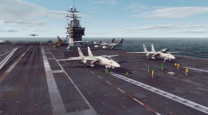 Sea Power - RTS о Третьей мировой войне