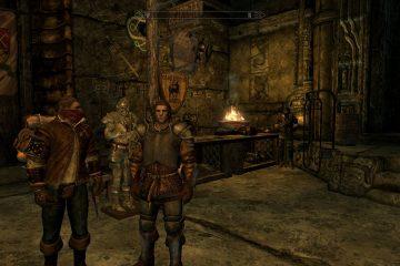 Dragon Hall Tavern, мод для Skyrim, добавляет новые задания, локации, арену и многое другое