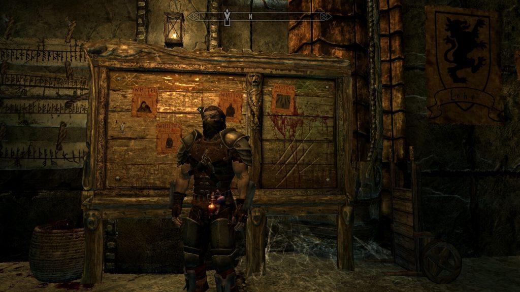 Dragon Hall Tavern — мод для Skyrim, добавляет новые задания, локации и арену