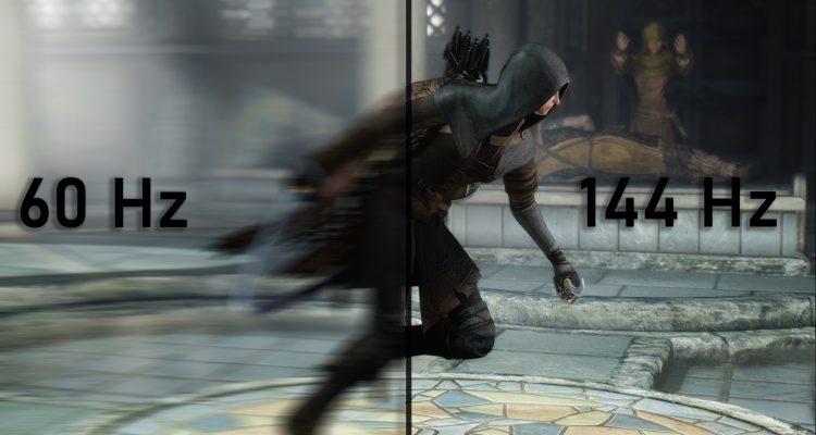 Вышел мод для Skyrim Special Edition, который позволяет выставить частоту обновления