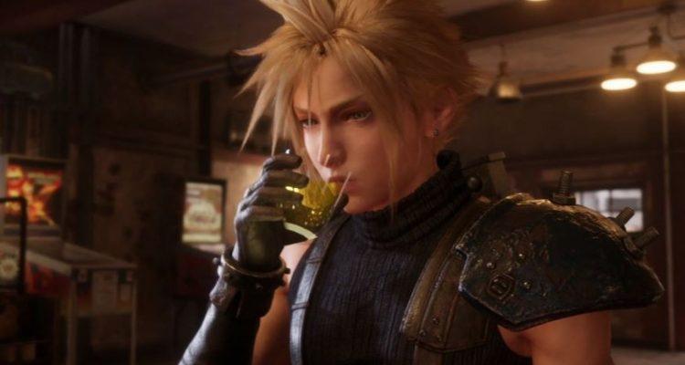 Слитая демоверсия Final Fantasy 7 содержит упоминание порта для ПК