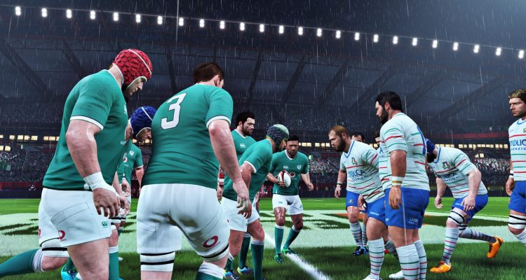 Состоялась премьера Rugby 20