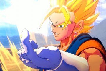 Состоялся релиз Dragon Ball Z: Kakarot