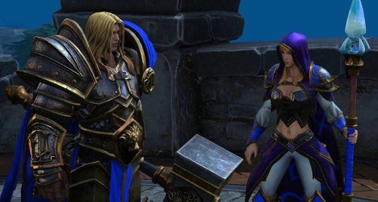 Состоялся релиз Warcraft III: Reforged
