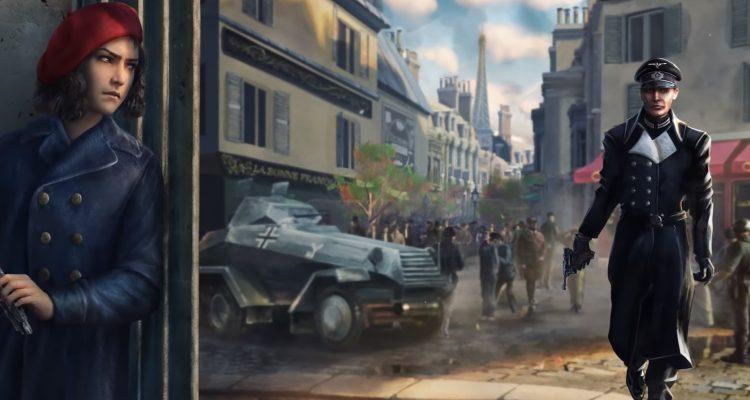 Создайте шпионскую сеть в Hearts of Iron 4: La Resistance уже в следующем месяце