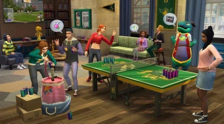Создатели Sims 4 опрашивают игроков о потенциальных дополнениях
