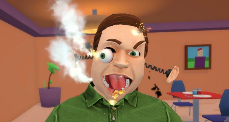 Speaking Simulator это игра про андроида с тревожным расстройством, который пытается казаться человеком