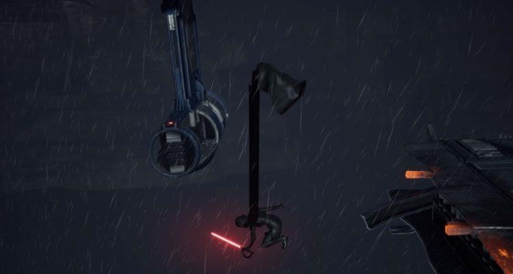 Star Wars Jedi: Fallen Order - откреплённая камера раскрывает секреты игры