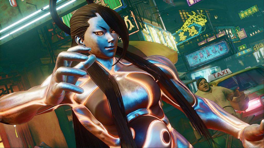 Новый боец: Сет из Street Fighter 4