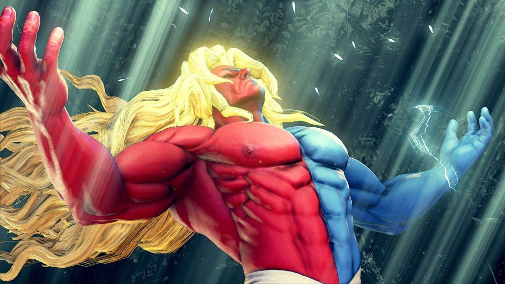 Новый боец: Гилл из Street Fighter 3