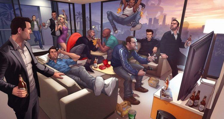 Take-Two оказывает давление на Rockstar, чтобы та выпускала больше игр
