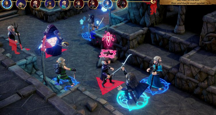 Тактическая игра, основанная на франшизе «Темный Кристалл», будет выпущена в следующем месяце