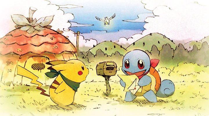 The Pokemon Company анонсировала новую RPG по вселенной