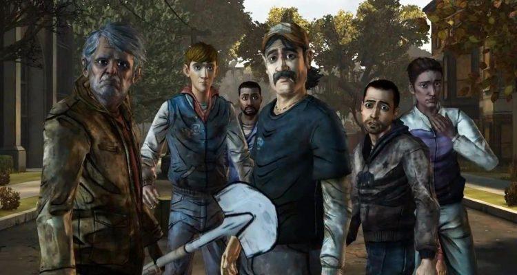The Walking Dead от Telltale Games возвращаются в Steam