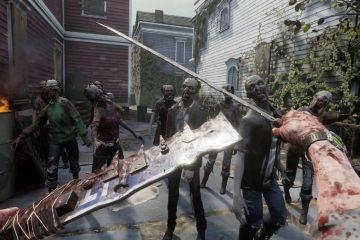 The Walking Dead: Saints & Sinners вышла в релиз