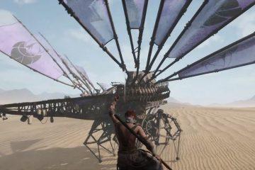 Трейлер к игре Last Oasis расскажет, что ожидает вас в амбициозном ММО