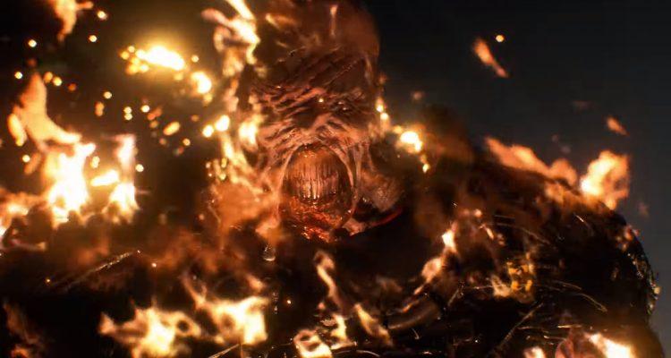 Трейлер Resident Evil 3 Remake заново знакомит с Немезисом и компанией