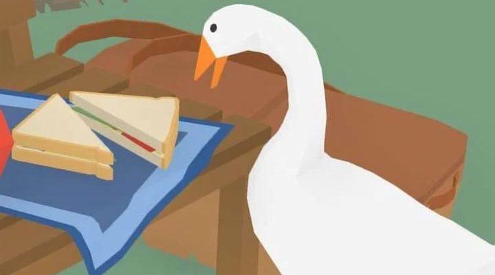 Untitled Goose Game - продано миллион копий