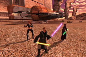 Утечка: EA готовит ремейк Star Wars: KOTOR