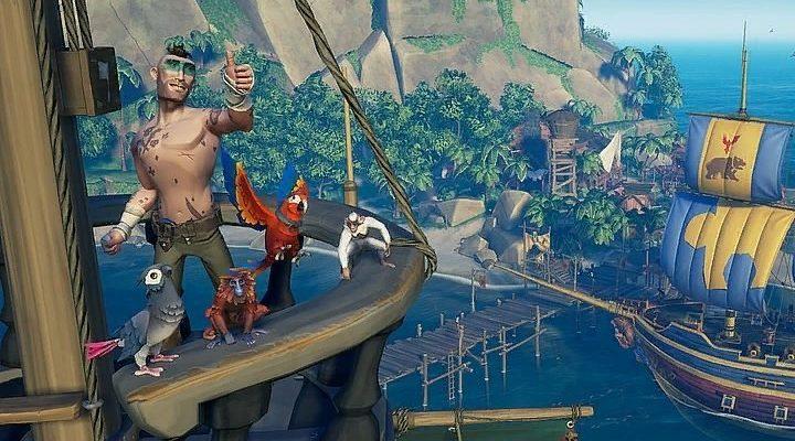 В Sea of Thieves зарегистрировано 10 миллионов игроков