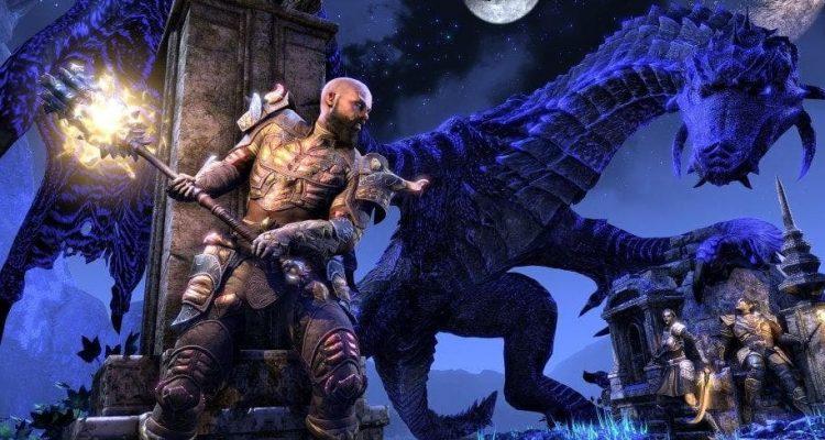 В The Elder Scrolls Online началось событие Undaunted Celebration