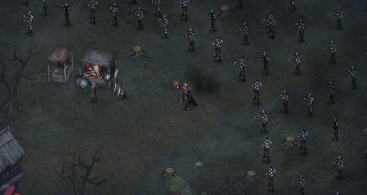 Vampire's Fall: Origins - объявлена дата выхода на ПК