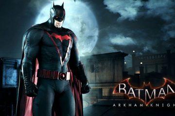 Версия Batman: Arkham Knight для PS4 обзаведётся новым костюмом для героя
