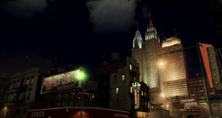 Вышел графический мод для Mafia II - Old Time Reality