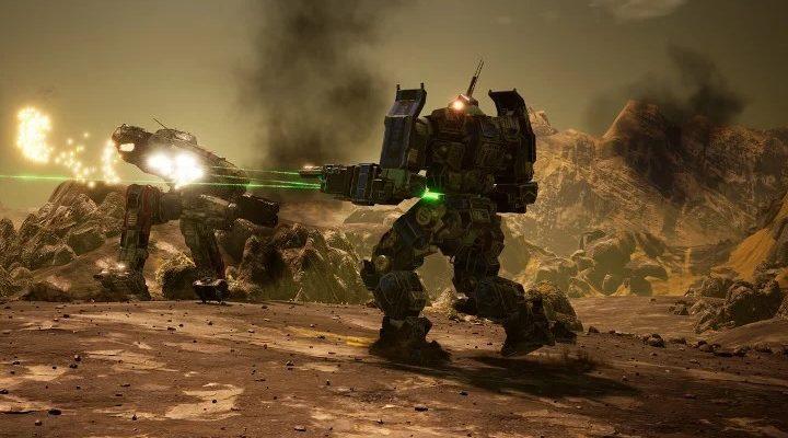 Вышел редактор для MechWarrior 5: Mercenaries