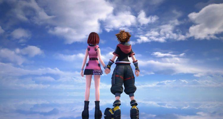 Вышло DLC Re Mind для Kingdom Hearts 3