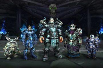 Вышло обновление Visions of N'zoth для World of Warcraft