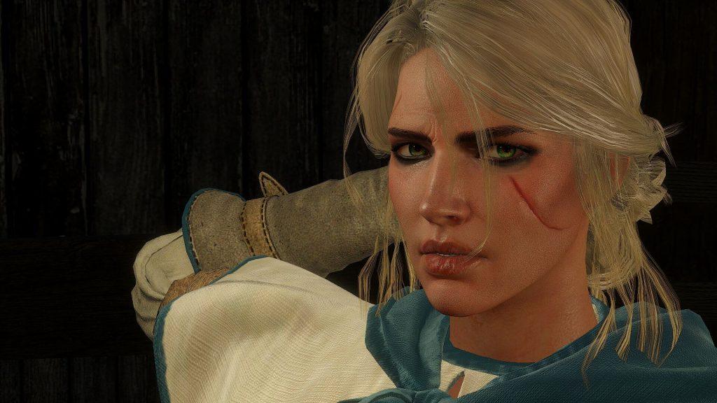 Мод улучшает все лица персонажей в The Witcher 3