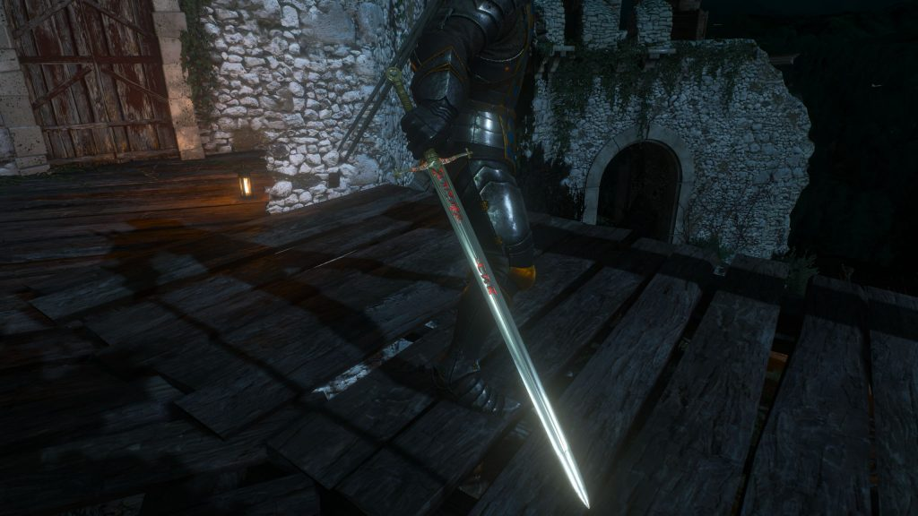 Мод добавляет 55 уникальных оружий в The Witcher 3