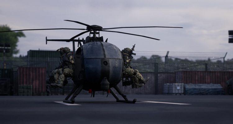 Zero Six - Behind Enemy Lines — тактический шутер от третьего лица в стиле SOCOM