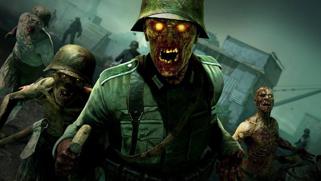 Зомби Гитлер возвращается