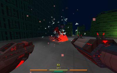 Стреляйте в роботов и бегайте по стенам во впечатляющем Arsenal Demon