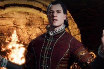 Baldur's Gate 3 - представлен первый геймплей