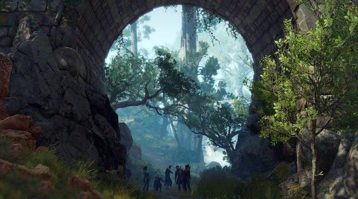 Baldur's Gate 3 - представлены первые скрин-шоты