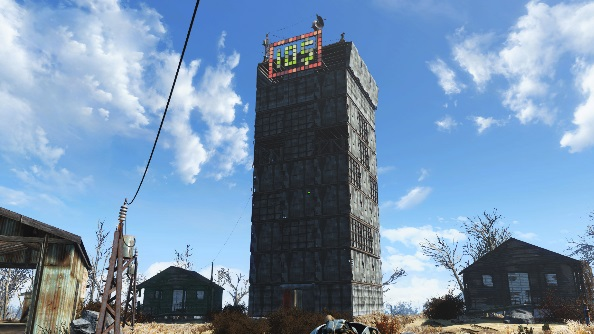 Самые большие и лучшие поселения в Fallout 4