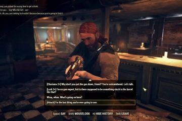 Bethesda представила систему диалогов с NPC в Fallout 76