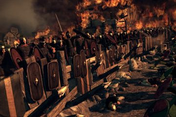 Сжигаем Рим до основания в Total War