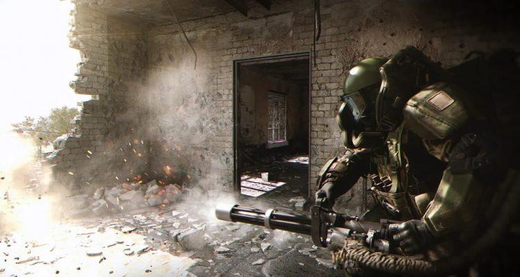 Call of Duty: Modern Warfare - когда появится режим Battle Royale?