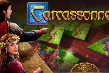 Carcassonne и Ticket to Ride бесплатно в магазине Epic Games