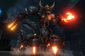 Doom Eternal - опубликованы первые 10 минут игры