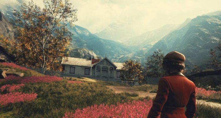 Draugen выходит на консолях PS4 и Xbox One