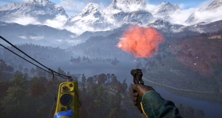 Мод Far Cry 4: Redux с большим количеством изменений и улучшений геймплея