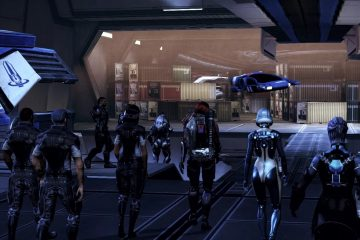 Главный сценарист Mass Effect 1 и 2 напишет сюжет для новой RPG