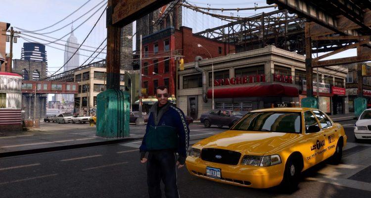 Grand Theft Auto 4 вернётся в Steam